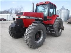 1990 Case IH Magnum 7130 MFWD Tractor
