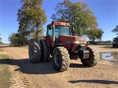 1995 Case IH 7240 Magnum MFWD Tractor