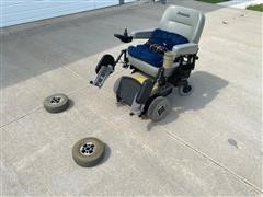 2009 Hoveround Teknique FWD Electric Wheel Chair