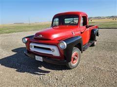1956 International S12 4x4 Pickup