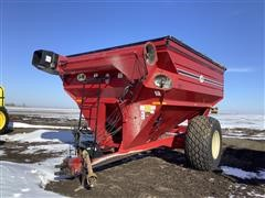 2010 J&M 875 Grain Cart