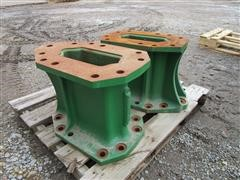 John Deere 50 To S Series 400mm Axle Spacers For Duals