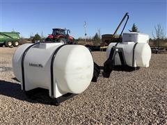 Lakestate 400-Gallon Saddle Tanks