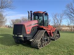 2006 Case IH STX500 QuadTrac Track Tractor
