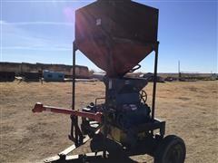 Davis Krimper-Kracker 200B Roller Mill
