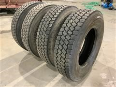 Michelin 295/75R22.5 Tires