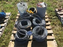 Electric Fence Wire & Insulators