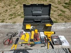 Kinze Tool Box & Electrical Tools