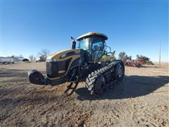 2014 Challenger MT755D Track Tractor