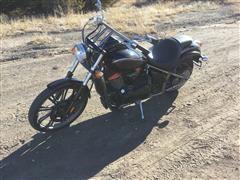 2009 Kawasaki VULCAN 900 Special Edition Motorcycle