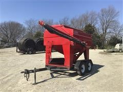 Patriot 220 T/A Seed Tender
