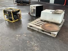 Ingersoll Rand Air Dryer & Misc Shop Supplies