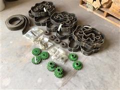 John Deere 853/653 All Crop Header Parts
