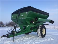 Brent 780 Grain Cart W/Scale