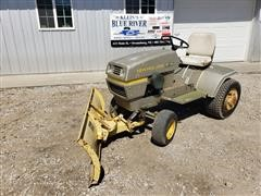 1975 New Holland S14 Compact Utility Tractor