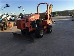 2014 DitchWitch RT45 Trencher