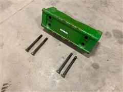 John Deere R53614 Weight Bracket