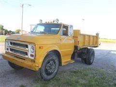 1969 Chevrolet C50 Short Bed Dump Truck
