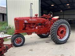 1954 McCormick Farmall Super M-TA 2WD Row-Crop Tractor