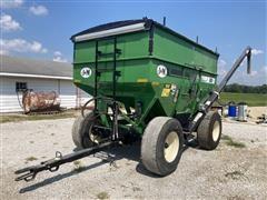 J&M 385 Tender Cart
