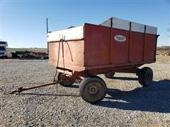 Bush Hog /Stan-Hoist Grain / Forage Wagon