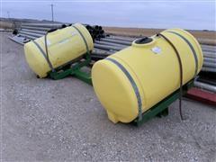 Agri-Products 300 Gallon Saddle Tanks