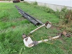 Sioux City Tarp Side Dumper Roll Over Mesh Tarp & 12 Volt Motor
