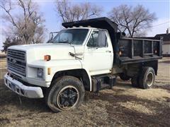 1980 Ford F700 Dump Truck