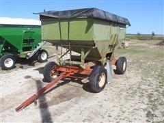 Parker 4 Wheel Gravity Wagon