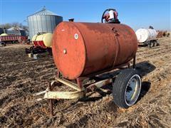 300-Gallon Fuel Trailer