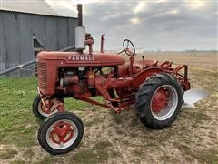 McCormick-Deering Farmall A 2WD Tractor