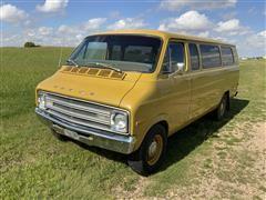 1977 Dodge B20 Tradesman 200 Van