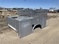 Knapheide 696LPJ 8' Utility Box
