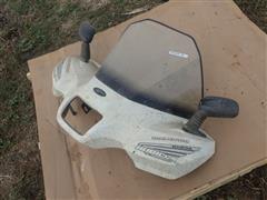 Honda Rubicon Windshield/Fairing
