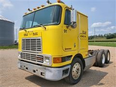 1991 International 9700 T/A Cab & Chassis