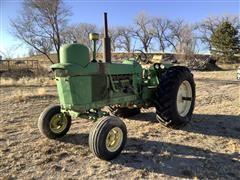John Deere 4020 2WD Tractor (Inoperable)