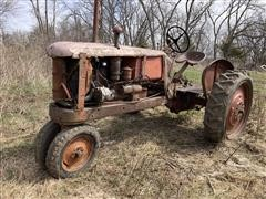 Massey Harris 20 GR 2WD Tractor For Parts Only