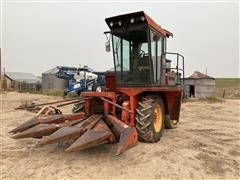 Fox Brady 6860 Self-Propelled Forage Harvester