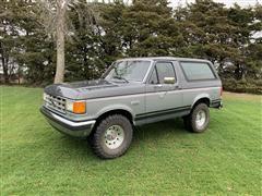 1988 Ford Bronco XLT 4X4 SUV
