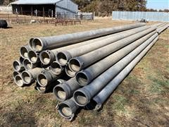 Aluminum Main Line Pipe
