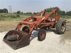 1951 Allis-Chalmers WD 2WD Tractor W/Loader