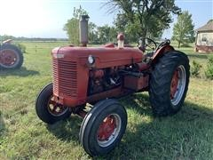 1949 McCormick WD9 2WD Tractor