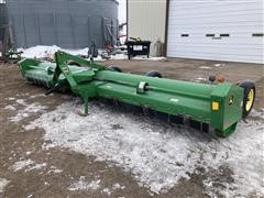 John Deere 520 High Speed Stalk Shredder