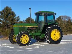 1982 John Deere 2940 MFWD Tractor