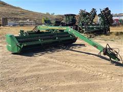 John Deere 1600A Pull Type Windrower