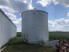 3200 Bu Grain Bin