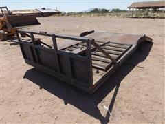 Shop Built Car Hauler Bed