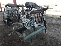 Daewoo 6-Cyl Diesel Power Unit (NON-OPERATIONAL)