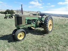 1955 John Deere 50 2WD Tractor