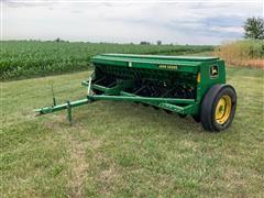 John Deere 450 13' Grain Drill W/Grass Seed Boxes